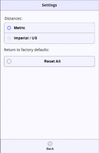 ReFinder Settings Screen Shot